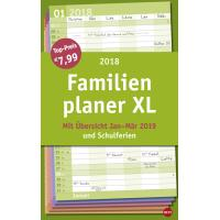 Neutral - Familienplaner XL Basic