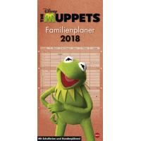 Entertainment - Muppets Familienplaner