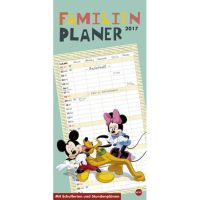 Mickey Mouse & Friends Familienplaner