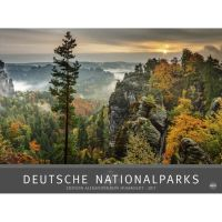 Bildkalender - Deutsche Nationalparks