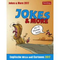 Tischkalender - Jokes & More