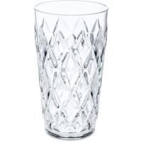 CRYSTAL L Glas 450ml - crystal clear
