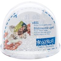 Bildtraumkugel Big - transparent klar