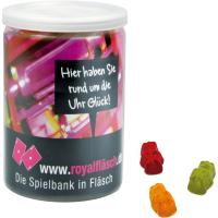 Bonbon Dose Candy-Can Slim Edition, Premium-Bärchen