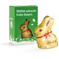 Oster Box mit Lindt Osterhase