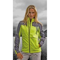 Ladies Spiro Team Soft Shell Jacket