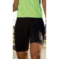 Ladies Padded Bike Shorts
