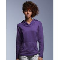 Womens French Terry Hooded Sweat