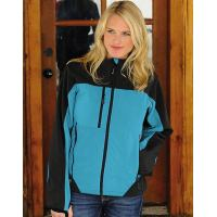 Ladies Hybrid Softshell