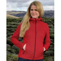 Womens Nordic Bonded Fleece Jacket