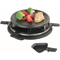 Raclette-Grill FAMILY - schwarz