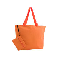 Strandtasche Monkey - orange
