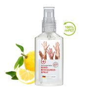 50 ml Spray - Handreinigungsspray antibakteriell - Body Label
