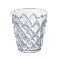 CRYSTAL S Glas 250ml - crystal clear