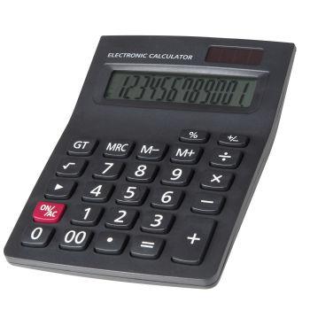 Taschenrechner Nassau Schwarz Bei Werbeartikel Discountcom