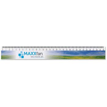 Lineal 30 Cm Weiß Bei Werbeartikel Discountcom