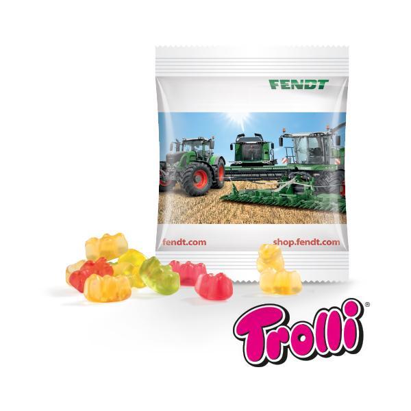Werbeartikel Fruchtgummi, Gummibärchen mit Logo