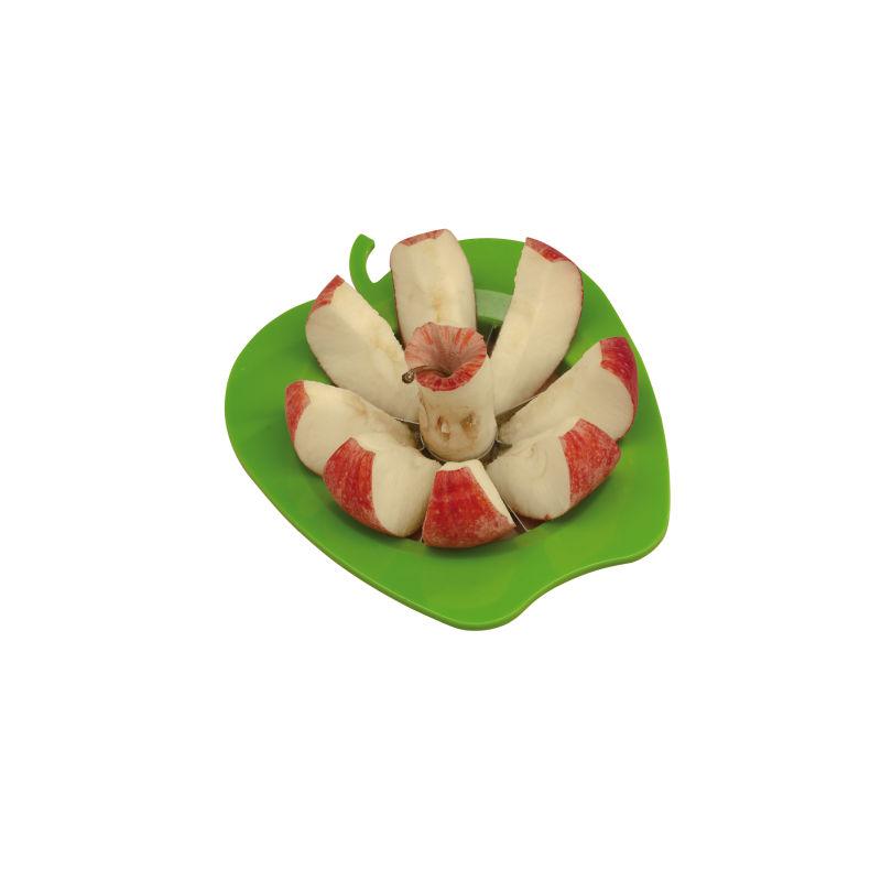 Apfelschneider split gr n bei werbeartikel for Schneider werbeartikel katalog