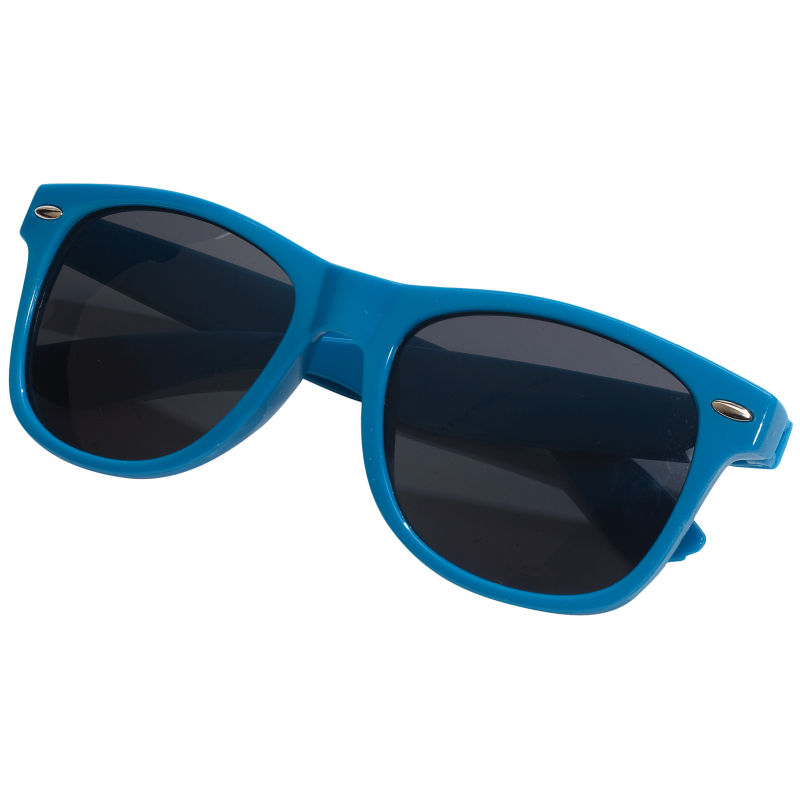 sonnenbrille stylish blau bei werbeartikel. Black Bedroom Furniture Sets. Home Design Ideas