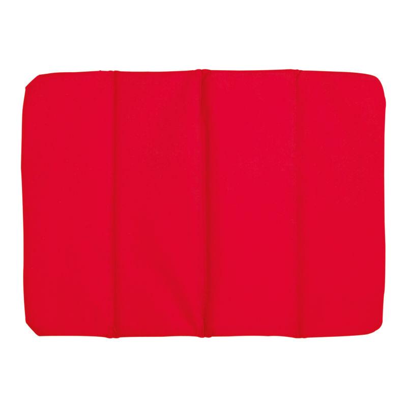 sitzkissen perfect place rot bei werbeartikel. Black Bedroom Furniture Sets. Home Design Ideas