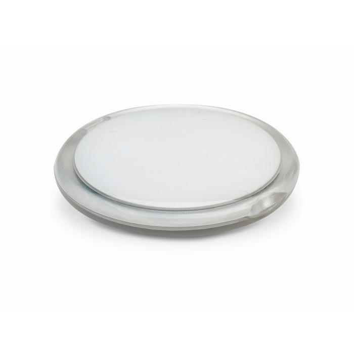make up spiegel radiance transparent bei werbeartikel. Black Bedroom Furniture Sets. Home Design Ideas