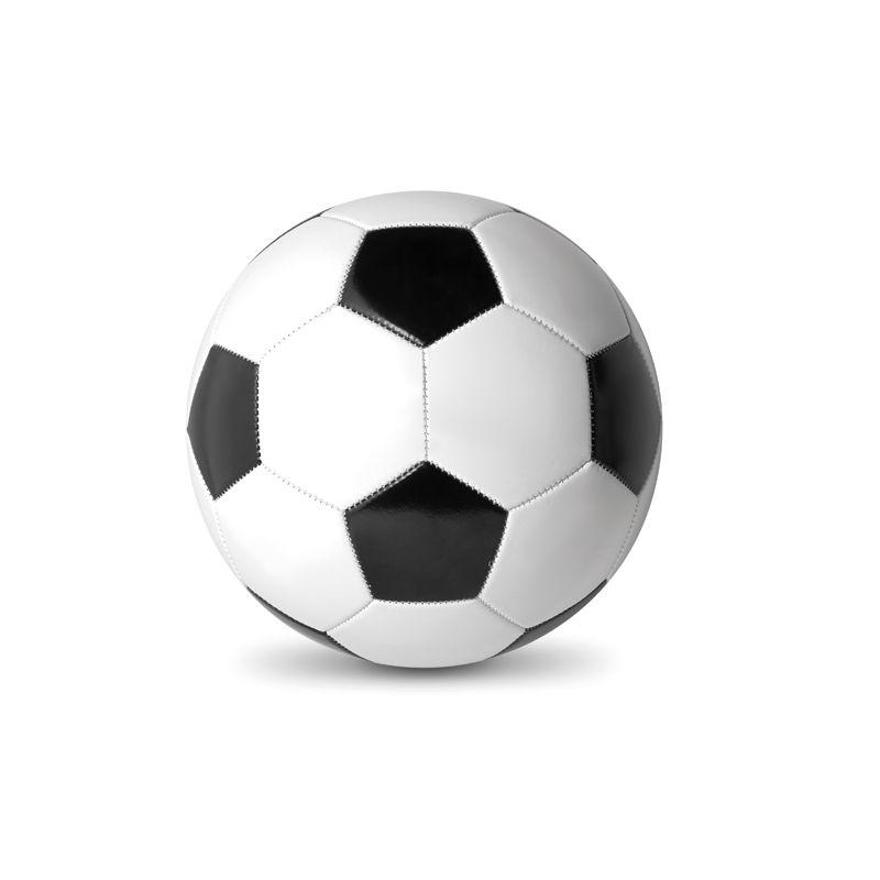 Fußball Schwarz Weiß