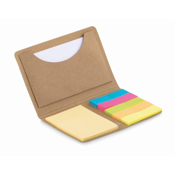 Notiz Visitenkartenhalter Foldnote Beige Bei Werbeartikel Discount Com
