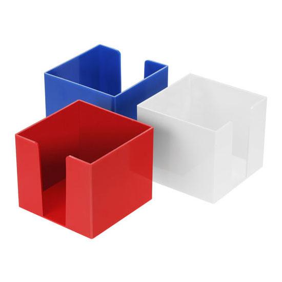 zettelbox ohne papier ohne k cher wei bei werbeartikel. Black Bedroom Furniture Sets. Home Design Ideas
