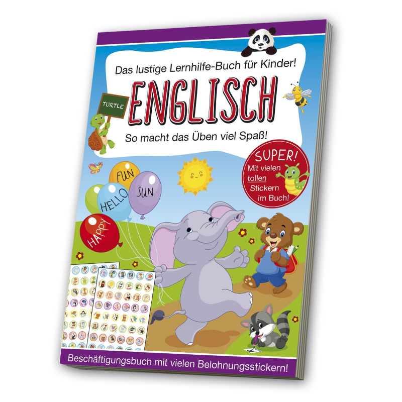 Lernhilfe Buch Englisch Bei Werbeartikel Discount Com