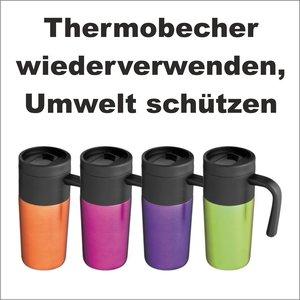 Thermobecher Bedrucken Werbeartikel Mit Logo